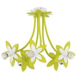 Flowers green 6901 plafon ** rabaty w sklepie ** marki Nowodvorski