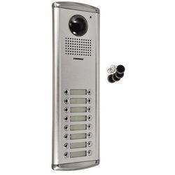 Kamera 16-abonentowa z regulacją optyki i czytnikiem rfid drc-16ac2/rfid marki Commax
