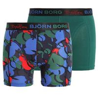Björn Borg SIGNATURE TENNIS 2 PACK Panty black beauty, bawełna