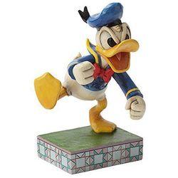 Kaczor donald wściekły fowl temper 4032856 figurka ozdoba świąteczna marki Jim shore