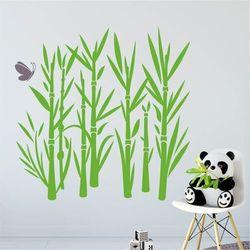 Szablon malarski bambus 1046 marki Wally - piękno dekoracji