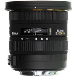 Obiektyw SIGMA AF 10-20/3.5 EX DC HSM Canon + DARMOWY TRANSPORT! (0085126202545)