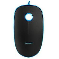 Mysz  m111 czarno-niebieski marki Modecom