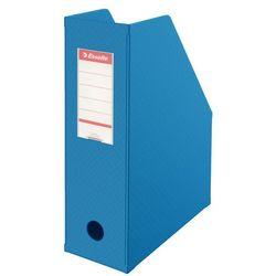 Pojemnik na dokumenty Esselte VIVIDA 10cm niebieski składany