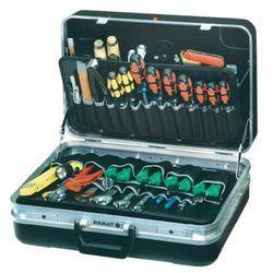 Walizka narzędziowa bez wyposażenia, uniwersalna Parat SILVER Plus 433.000-171 (SxWxG) 480 x 350 x 180 mm