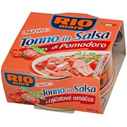 Rio mare  160g tuńczyk w sosie z pomidorów | darmowa dostawa od 200 zł