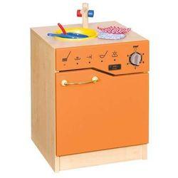 - Zlew ED dla dzieci - pomarańczowy, Educol