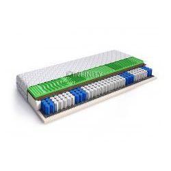 Materac turyn l3 100x200, pianka lateksowa 3cm, kokos 1cm, pianka visco 4cm marki Infinity