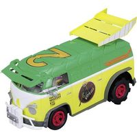 Toy state Samochód rc dla początkujących  van tortues ninja, 1:16, elektryczny, 350 mm, 100% rtr