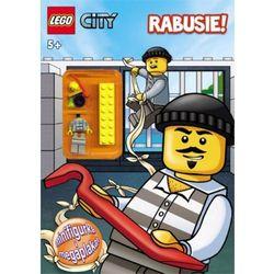 LEGO? City. Rabusie! + FIGURKA, rok wydania (2012)