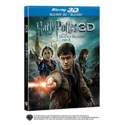 Harry Potter i Insygnia Śmierci cz. II 3D (3BD) Harry Potter and the Deathly Hallows: Part 2