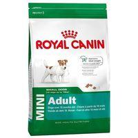 Royal canin  dog food mini adult 8kg 3182550716888 - odbiór w 2000 punktach - salony, paczkomaty, stacje orle