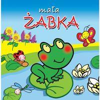 Mała żabka. Małe zwierzątka - Opracowanie zbiorowe, Wydawnictwo Wilga