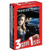 Piekielna zemsta / Zamieć / Observe & report (DVD) - Różni