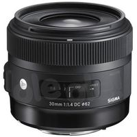 Sigma  30 mm f1.4 dc hsm a nikon - produkt w magazynie - szybka wysyłka!