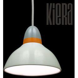 Lampa MinimaLed 0.3 2xKolor - Szary.pomarańcz / MichaBiała od KIERA