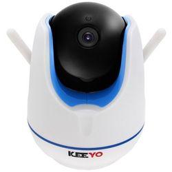 Kamera Wifi bezprzewodowa Niania elektroniczna KEEYO LV-IP22PTZ Full HD