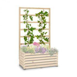 Blumfeldt Modu Grow 100 UP, pergola/podpora, 151 x 100 x 3 cm, drewno sosnowe