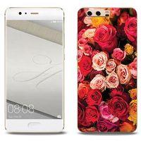 Foto Case - Huawei P10 Plus - etui na telefon Foto Case - czerwone róże