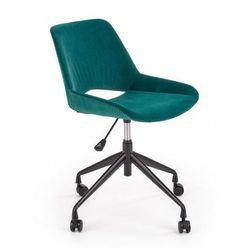 Producent: elior Fotel do biurka dla młodzieży victor - ciemny zielony