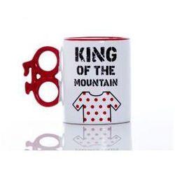 Kubek rowerzysty - The King Of The Mountain z kategorii Upominki
