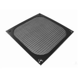 AAB Cooling Aluminiowy Filtr/Grill 120 Czarny - Czarny, kup u jednego z partnerów