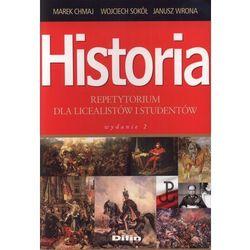 Historia. Repetytorium dla licealistów i studentów. Wydanie 2 (kategoria: Prawo, akty prawne)