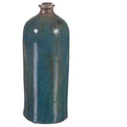 wazon netherland bottle ocean blue 24cm, 24cm marki Dekoria