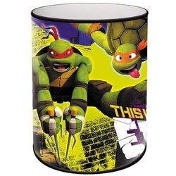 Starpak, Wojownicze Żółwie Ninja, kubek metalowy na przybory piśmiennicze - sprawdź w wybranym sklepie