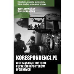 Korespondenci.pl, książka z kategorii Biografie i wspomnienia
