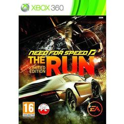 Need for Speed The Run z kategorii [gry XBOX 360]