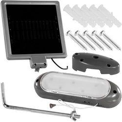 Lampa solarna z wyłącznikiem do ogrodu altanki marki Voltronic ®