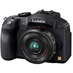 Panasonic Lumix DMC-G6 [zoom optyczny 2x]