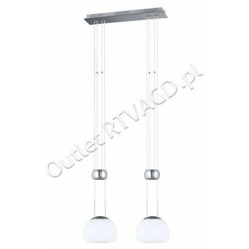 Lampa WOFI 7121.02.64.0000 / regulowana wysokość, max. 150 cm / zintegrowany transformator / żarówki GY6,