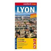 Expressmap Lion  lyon plan miasta 1:15 000