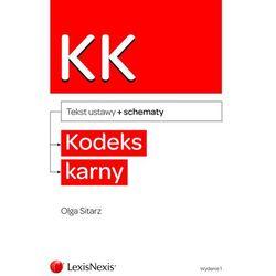 Kodeks karny ze schematami - WYGODNE ZAKUPY BEZ ZAKŁADANIA KONTA, książka z kategorii Prawo, akty prawne