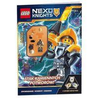 Kamienna armia atakuje. Lego Nexo Knights - Ameet (32 str.)