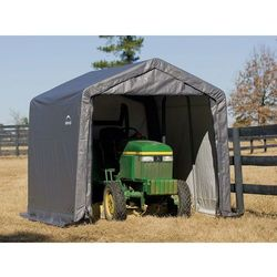 Namiot garażowy 3 x 3 m szary marki Shelterlogic