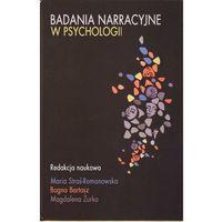 BADANIA NARRACYJNE W PSYCHOLOGII (oprawa twarda) (Książka)