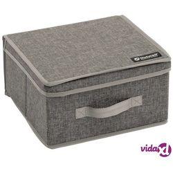 Outwell składane pudełko palmar m, szare, poliester, 470355