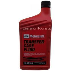 Olej płyn do reduktora Motorcraft TRANSFER CASE FLUID 1l Lincoln Mercury