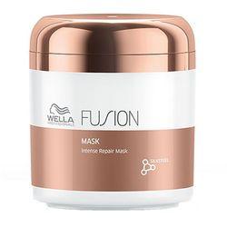 Wella Fusion, maska intensywnie odbudowująca zniszczone włosy 150ml (8005610415727)