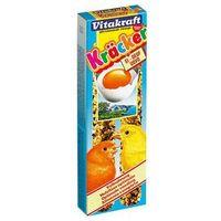 Vitakraft  kracker 2 szt dla kanarka jajeczny- rób zakupy i zbieraj punkty payback - darmowa wysyłka od 99 z