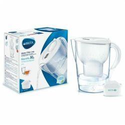 Dzbanek filtrujący BRITA Marella XL Biały + wkład Maxtra Pure Performance, 1039275