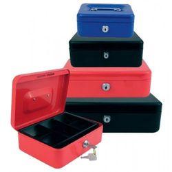 Kasetka na pieniądze EAGLE 8878 XS 70x120x153mm czerwona 120-1034