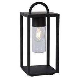 Lucide Glimmer-latarnia zewnętrzna metal & szkło wys.45,5cm | -10% z kodem halo10