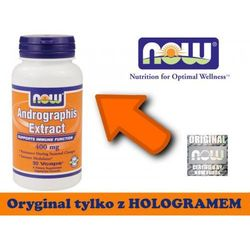 Andrographis Extract 400 mg - 90 Vcaps (artykuł z kategorii Pozostałe leki i suplementy)