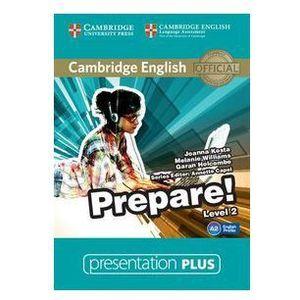 Cambridge english prepare! 2 presentation plus - joanna kosta, melanie williams. darmowa dostawa do kiosku ruchu od 24,99zł marki Cambridge university press