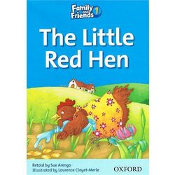 Family and Friends Readers 1: The Little Red Hen (ISBN 9780194802512)