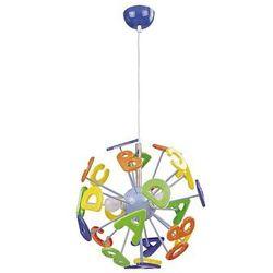 4716 - lampa dziecięca abc 3xe14/40w/230v, marki Rabalux